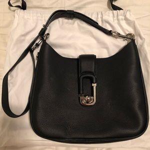 NWOT Marc Jacobs J Interlock Leather Shoulder Bag
